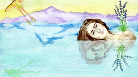 Exploring Depths Underwater – Tranquility